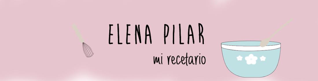 Mi Recetario por Elena Pilar