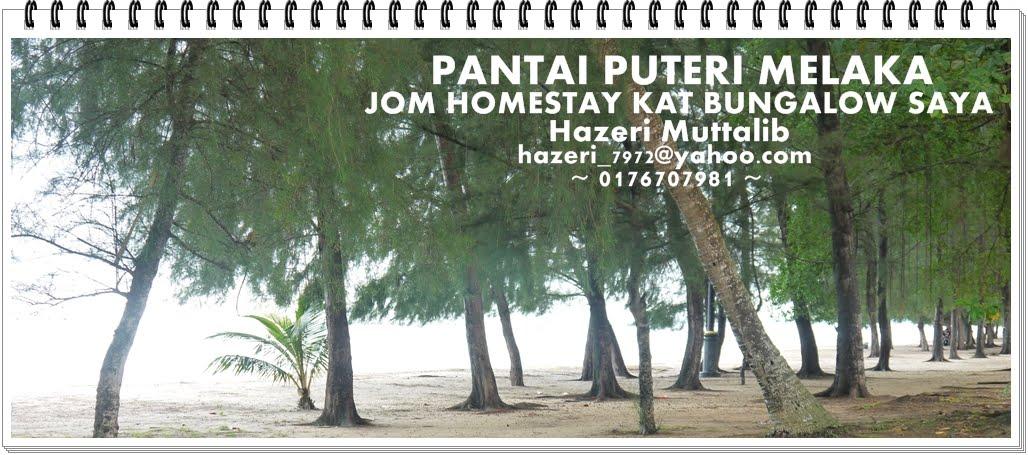 Homestay Tepi Pantai Melaka