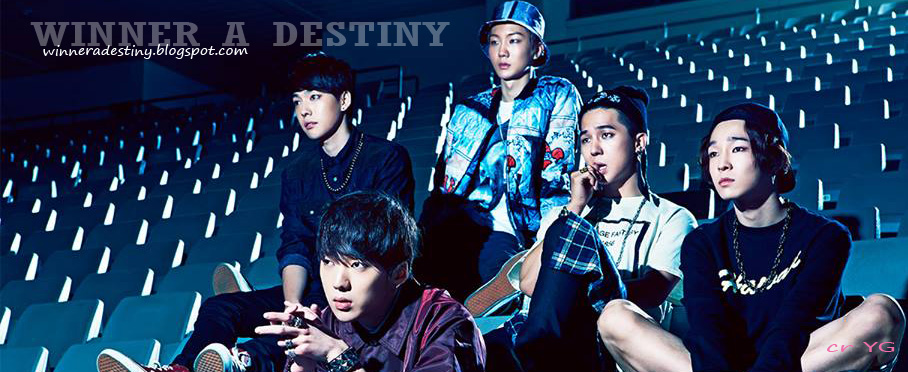 WINNER A DESTINY