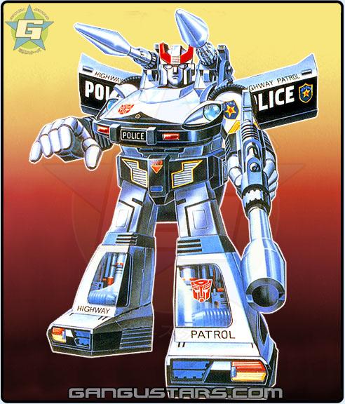 Diaclone Fairlady Z Patrol Car Transformers Prowl ダイアクロン カーロット タカラ