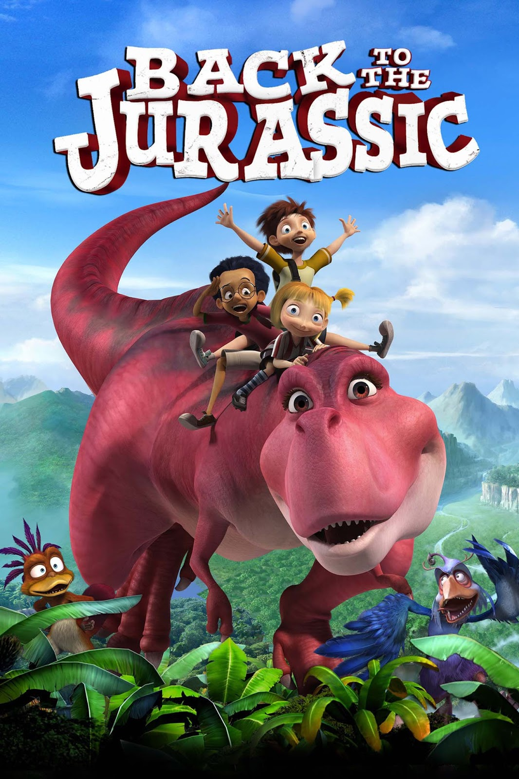 Back to the Jurassic – Legendado (2015)