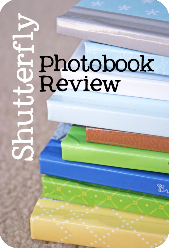sunshine lollipops and rainbows shutterfly photo book review