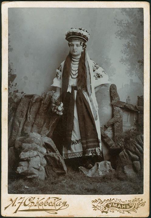 ... дівочі зачіски - Ancient ukrainian hairstyles