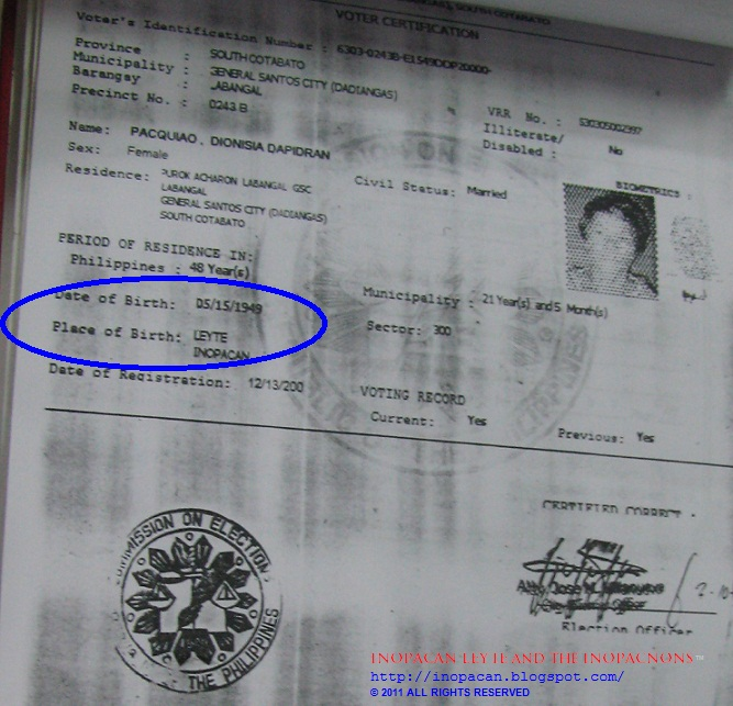 Ofws Guide To Philippine Documentation