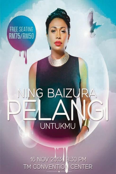 Ning Baizura sedia 'gegar' peminat