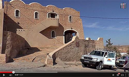 5/5 - La maison de l'artisan de Béni Khédache (tn).