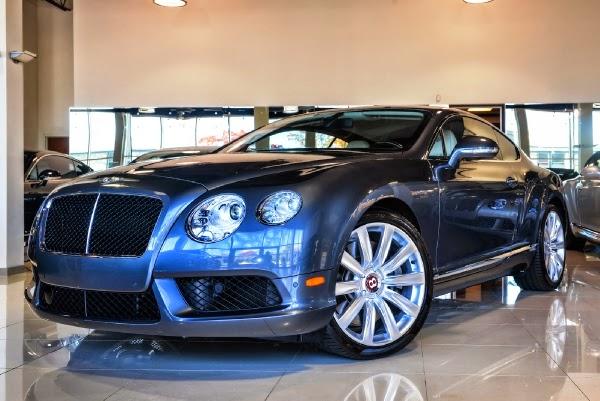 Bentley Continental GT V8 S Wallpaper