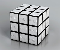 cube for the blind