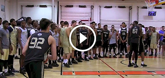 Kobe Paras DUNKS Over TWO People at adidas Global Nations 2015 (VIDEO)