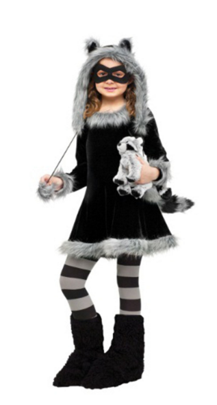 Scary Cat Halloween Costumes 2015 for Girl