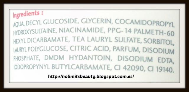 Ingredientes de Papulex Moussant - Gel limpiador sin jabón de Sinclair