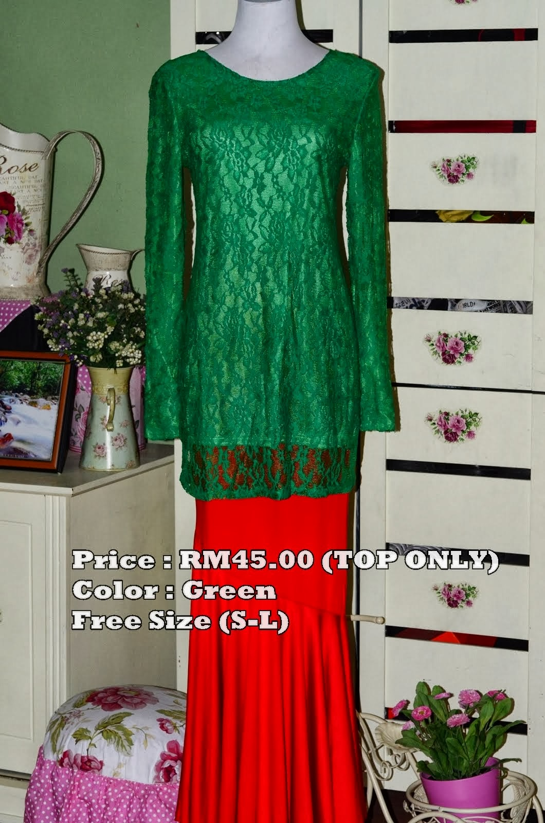 FULL LINING BLOUSE
