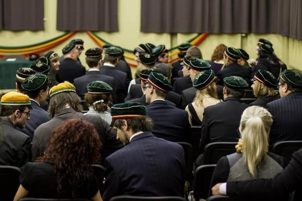 Korporacijos Filiae Lithuaniae kepuraitės