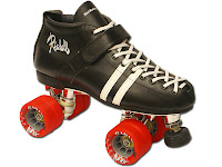 wicked roller skate by riedell