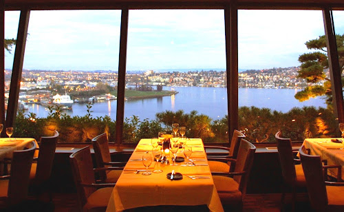 Restaurante Canlis – Seattle