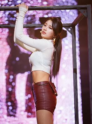 Suzy miss A Hush Performance