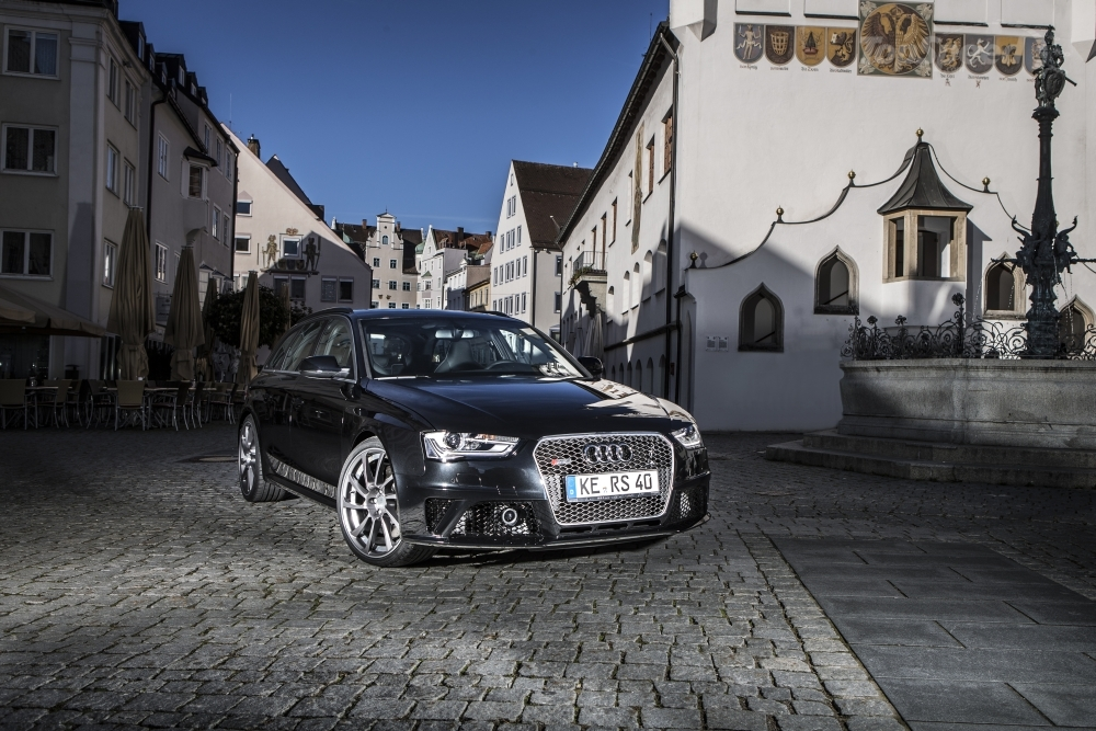 auto 2013 Audi RS4 by ABT Sportsline