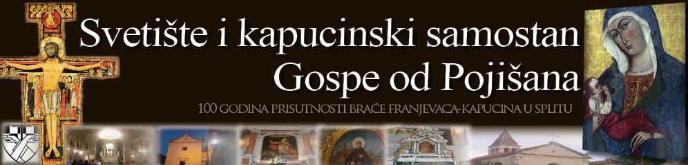 Svetište i kapucinski samostan Gospe od Pojišana