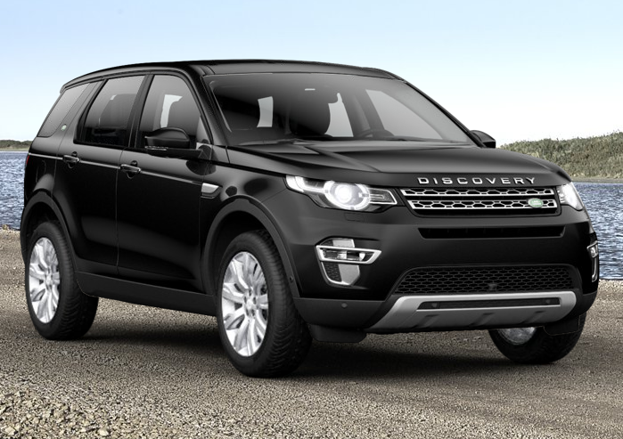 2016 land rover discovery sport black 200 interior and. Black Bedroom Furniture Sets. Home Design Ideas