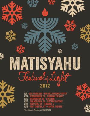 matisyahu tour schedule