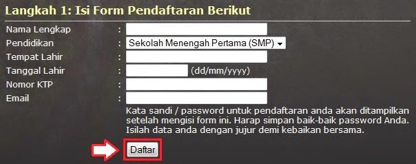Cara Daftar Rekrutmen TNI Tamtama AD Secara Online