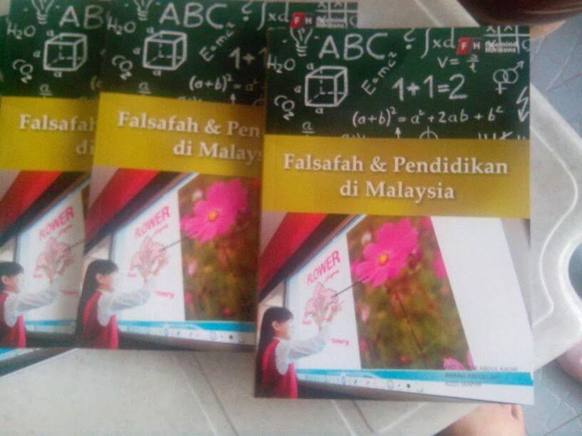 Dapatkan buku Falsafah segera di pasaran
