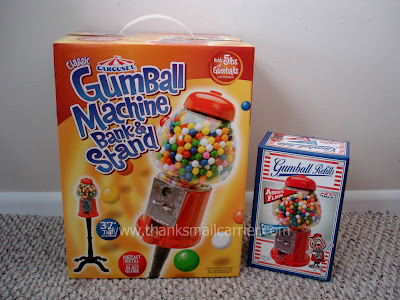 gumball machine and refills