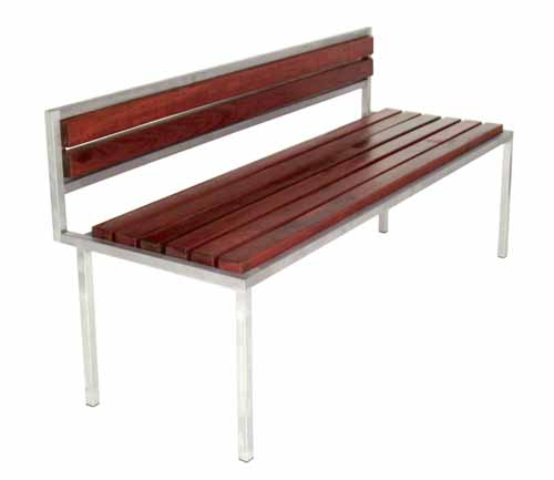 Mad for Mid Century Mid Century Patio Bench