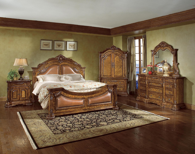 Traditional bedroom furniture furniture for Pictures of traditional furniture
