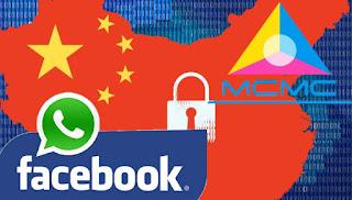 Kerajaan tidak ikut China sekat laman sosial