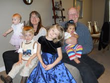Elder & Sister Thomas aka Grampa & Annie