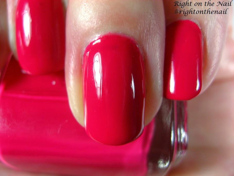 Right on the Nail: Right on the Nail ~ Essie Core Collection Swatch ...