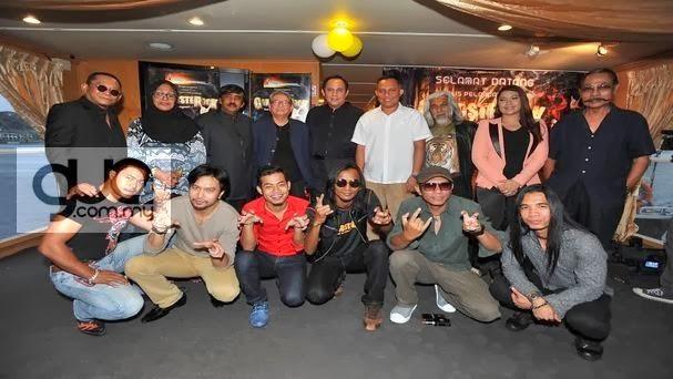 'Gangsterock' Hasil Idea Sofi Jikan Dari Tahun 2010