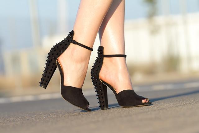 Colección sandalias de la Blogger AdictaalosZapatos withorwithoutshoes