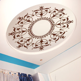 Ceiling Wall Decal