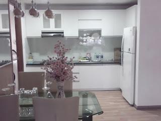 Phòng khách căn hộ Morning Star