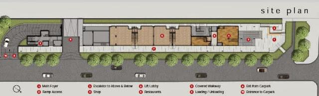 The Flow @ East Coast Site Plan