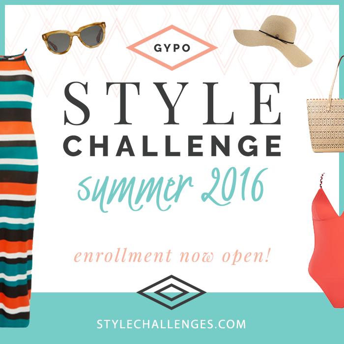 Summer 2016 Style Challenge