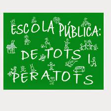 Recolzem l'Escola Pública!