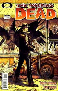 Walking Dead #1 Comic Cover