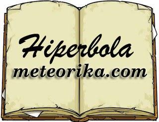 Contoh Kalimat Hiperbola
