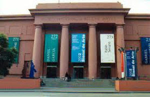 Museo de Bellas Artes de la ciudad de Buenos Aires.