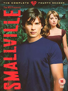 Smallville Temporada 4 Audio Latino