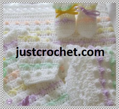 Crochet - Children & Baby Patterns - Layette Patterns