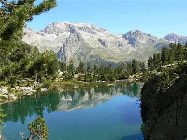 Lago de Batisielles.Valle de Benasque