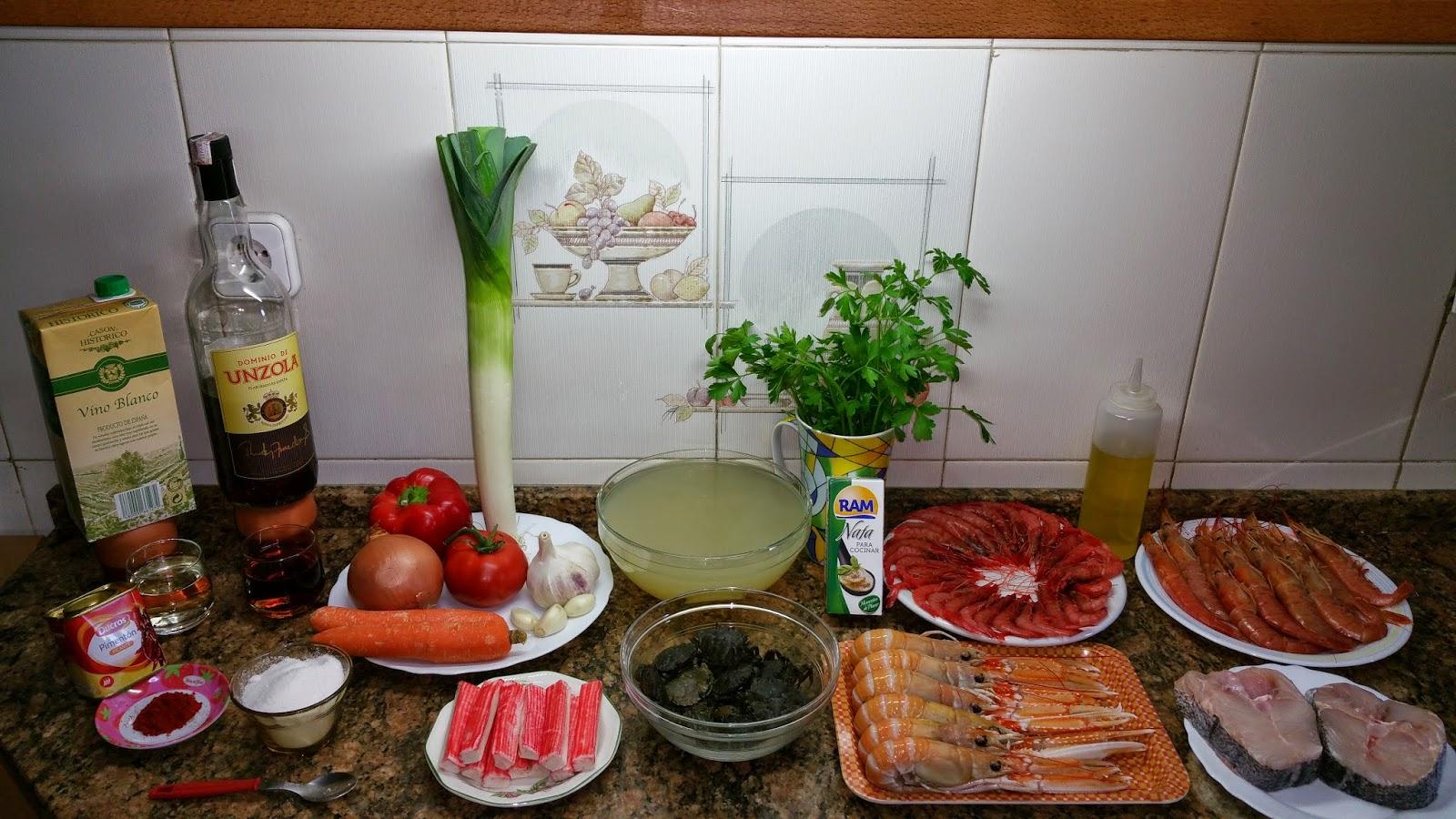 crema de marisco la cocina tradicional de cambalache3