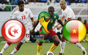 Cameroun - Tunisie  match en direct  - Cm 2014