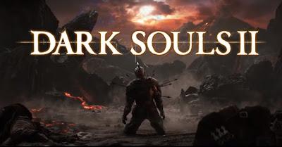 Portada del juego Dark Souls II