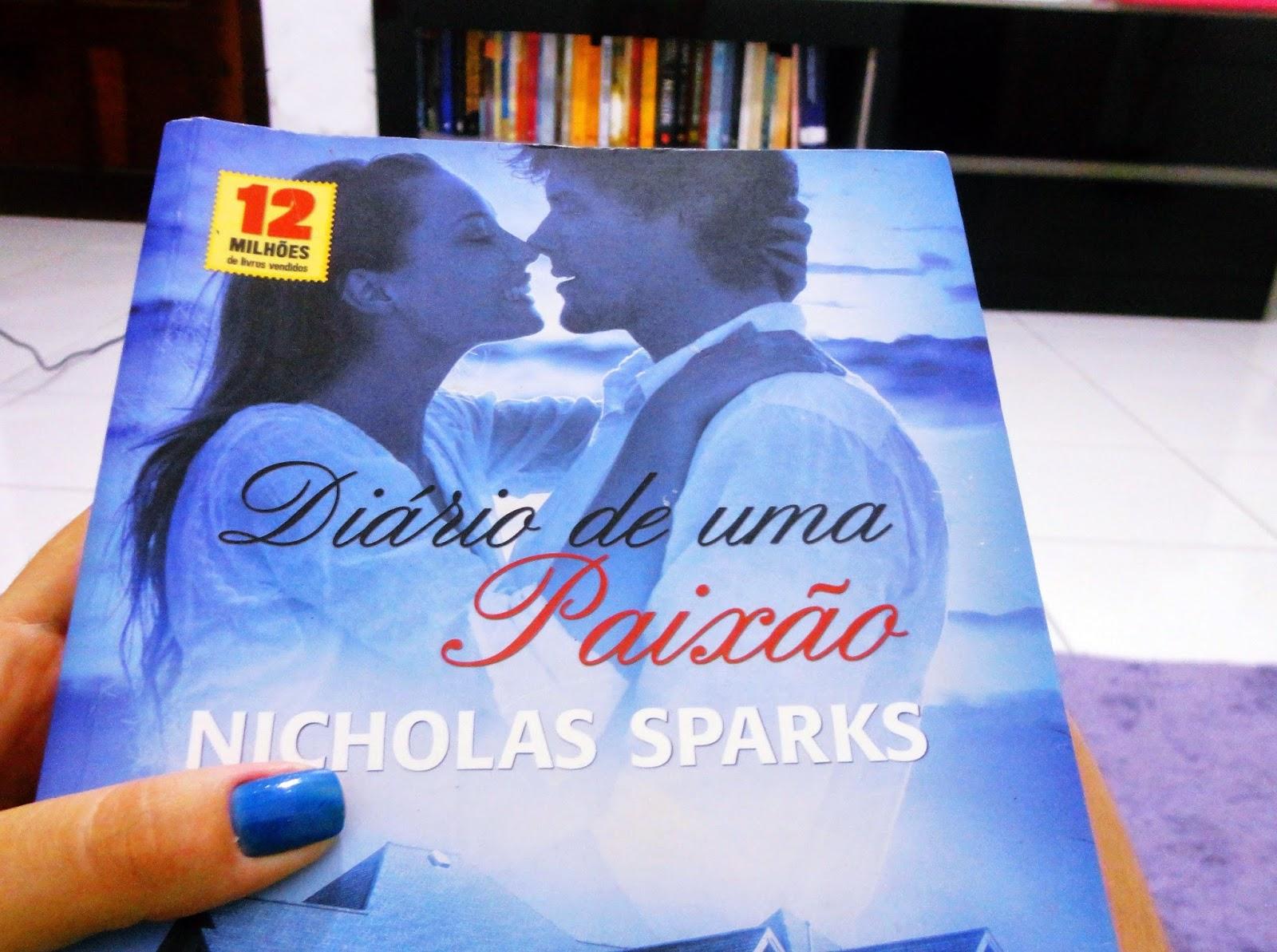Melhores Frases Diário De Uma Paixão Nicholas Sparks Meu