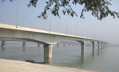 Lalon Shah Setu, Pakshi, Bangladesh